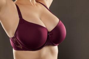 subglandular breast implant