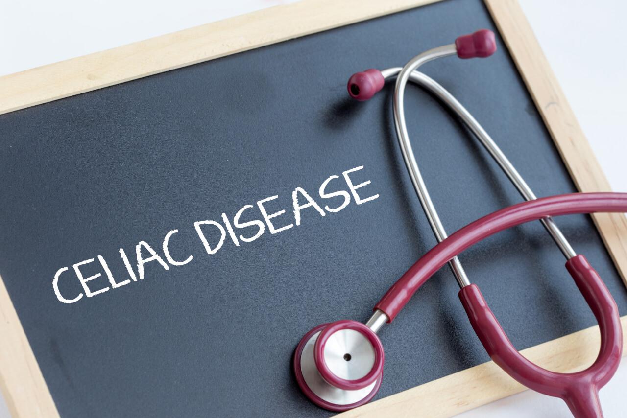 celiac disease and teeth
